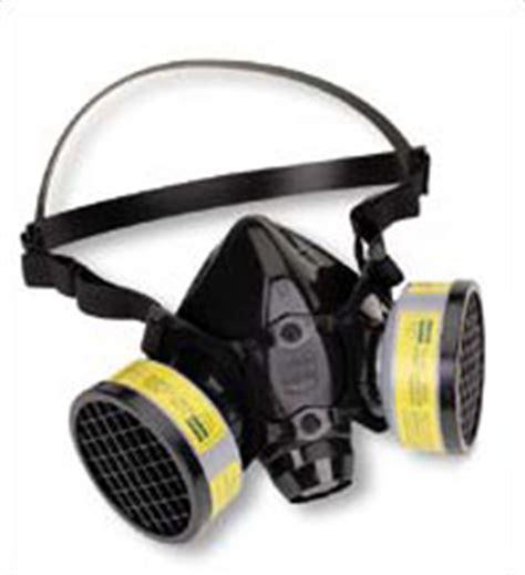 Masker Respirator Dual Catridge stofmasker