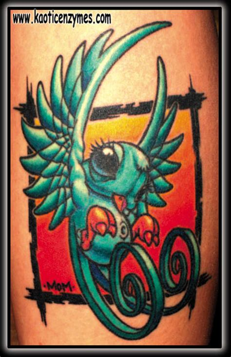 new school cartoon tattoo designs ghostprint gallery tattoos new school lydia s bird
