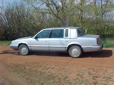 1992 Chrysler New Yorker by 5thavenue 1992 Chrysler New Yorker Specs Photos