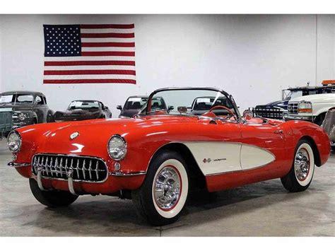 1957 chevrolet corvette for sale classiccars cc 962499