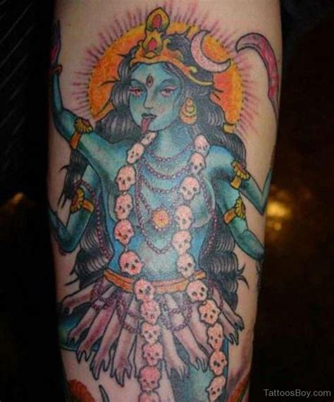 kali tattoo goddess tattoos designs pictures