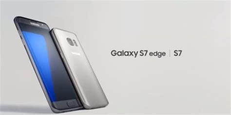 Harga Samsung S7 Edge Semarang samsung resmi luncurkan galaxy s7 dan galaxy s7 edge