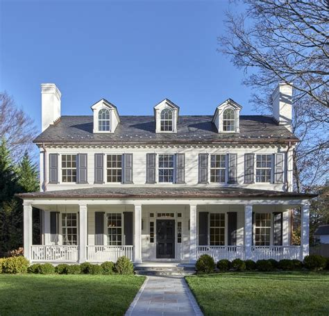 25 best ideas about colonial exterior on