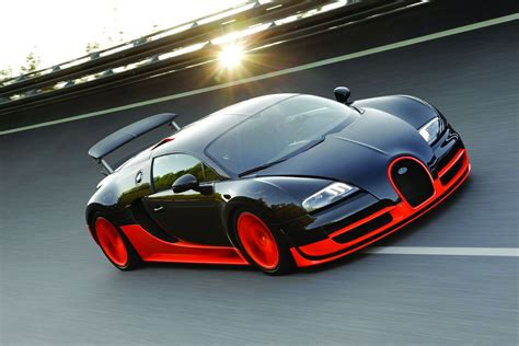 Bugati Veron by Bugatti Working On New Veyron With 1 600hp Forcegt