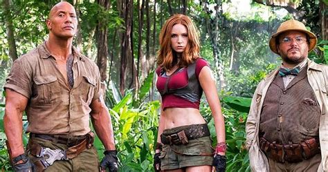 jumanji movie new the new jumanji movie to feature video game plot