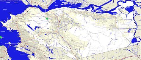 map of contra costa county ca bridgehunter contra costa county california