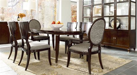 wood dining room furniture sets thomasville furniture