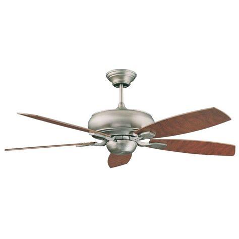 High Tech Ceiling Fan by Radionic Hi Tech Nevaeh 52 In Satin Nickel Ceiling Fan