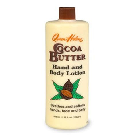 new tattoo care cocoa butter queen helene cocoa butter hand and body lotion 16 oz ebay