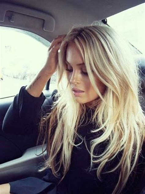 blonde hairstyles layered 25 cool layered long hair styles hairstyles haircuts