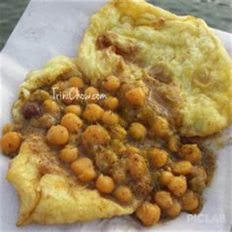 printable caribbean recipes darren s doubles in maraval so good trinidad doubles