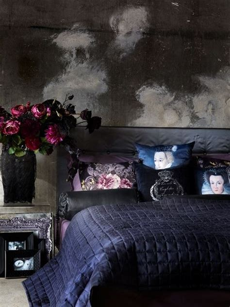 dark romantic bedroom love this romantic but not overly feminine and still