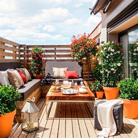 come arredare terrazzo con piante arredare il terrazzo con mobili moderni per un outdoor da