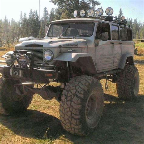 toyota fj45 lifted lv search offroad