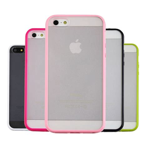 iphone 5 cases bumper vs shell for the iphone 5 ebay