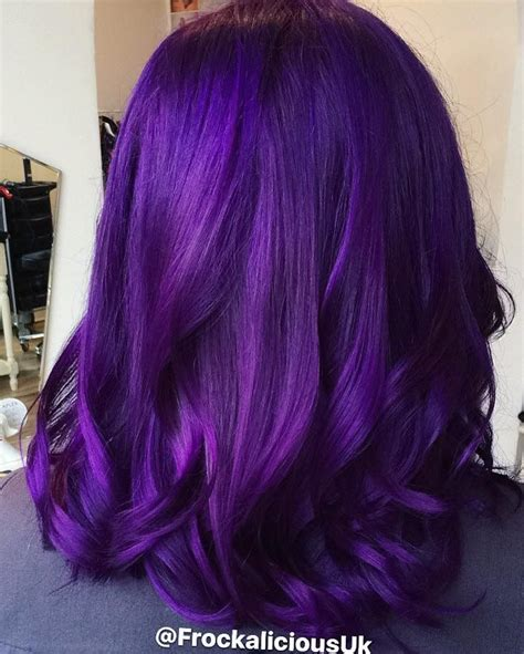 I Am Purple And I Am Beautiful by Best 25 Bright Purple Hair Ideas On Bright