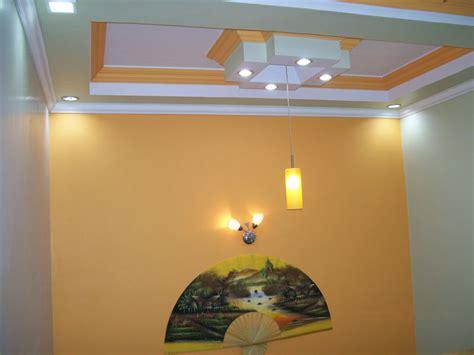 Gypsum Interior Ceiling Design by Gypsum Ceiling Design For Minimalist Home Interior 4 Home Decor
