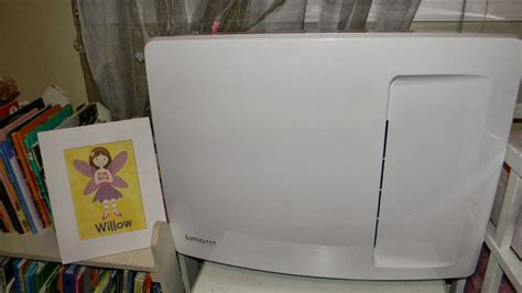 New Comfort Air Purifier Review by New Age Luma Comfort Air Purifier Review
