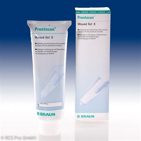 Harga Prontosan Wound Gel X prontosan wound gel x b braun purchase safe