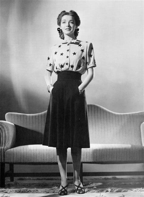 1940s Wardrobe classic 1940s wwii era fashion