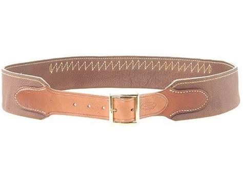 cartridge belt duke style 45 cal 25 loops leather