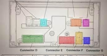 socket connector wiring diagram unit fujitsu ten newbie belajar diy otomotif