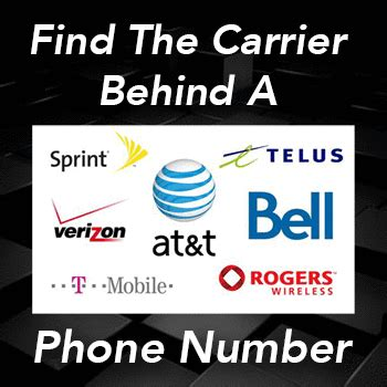 Phone Number Carrier Lookup How To Find Phone Carrier From Phone Number Best Free Phone Number Lookup