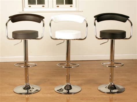 Saturn Bar Stool by Saturn Bar Stools Brown White Black Bar Stools For Sale Ramsdens Home Interiors
