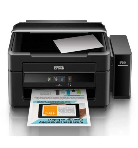 Jual Epson L360 Printer jual printer print scan copy epson l360 hi speed ps gloryzoon store
