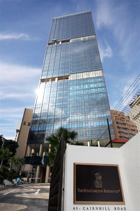 ritz carlton singapore new year goodies seller loses 4 3 mil at the ritz carlton residences