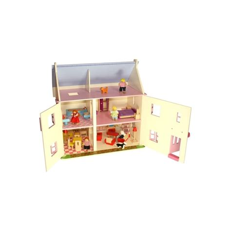 rose cottage dolls house bigjigs rose cottage dolls house bigjigs from learning space uk