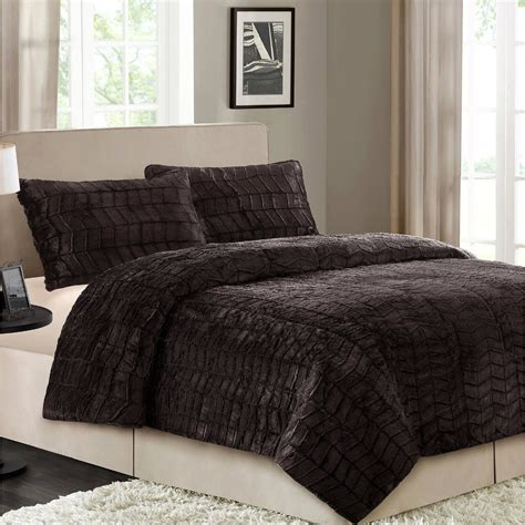 white fur comforter better homes and gardens bedding walmartcom on sale now