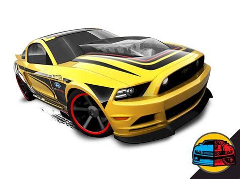 Hotwheels 2010 Ford Mustang Gt 13 ford mustang gt shop wheels cars trucks race
