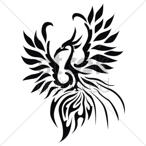 fenix tattoo png phoenix tattoo vector image 1452477 stockunlimited