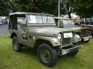 Jeep M38a1 Jeep Willys M38a1 Parts