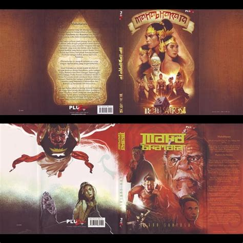 Komik Mahabharata 8 Mulainya Bharatayudha majalah ananda koleksi ku komik mahabharata dan komik
