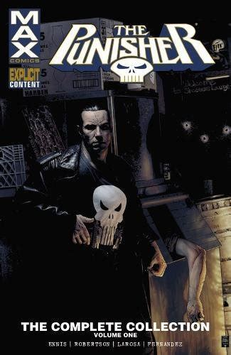 libro punisher max complete collection punisher max complete collection vol 1 the punisher max comics