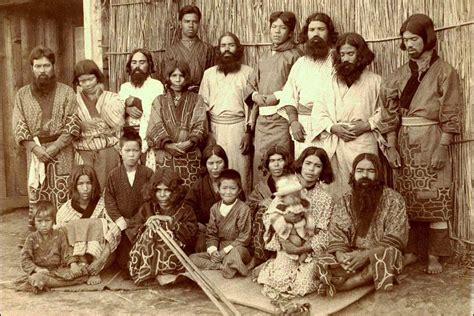Ainu Japan all about the ainu hokkaido s indigenous hoshino