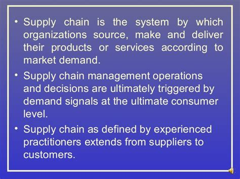 Construction Supply Chain Management Concepts And Studies 5in1 supply chain management satyen