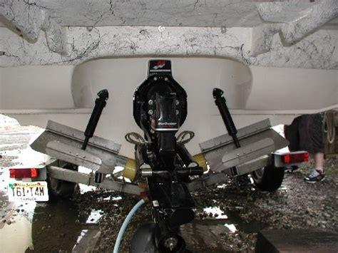 rinker boat trim tabs rinker captiva 232 bennett marine