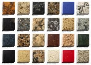 quartz colors styles ebie construction