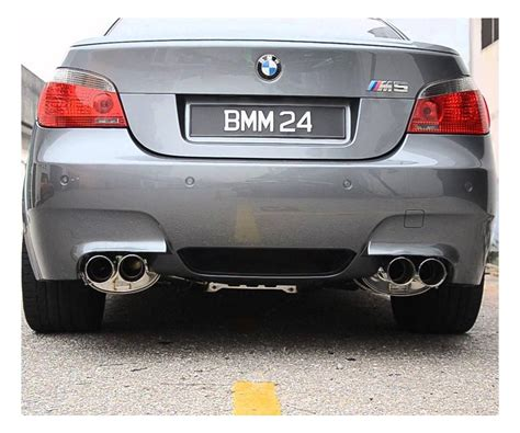 exhaust systems ipe exhaust bmw e60 m5 performance line