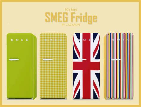 cazarupt's SMEG Fridge