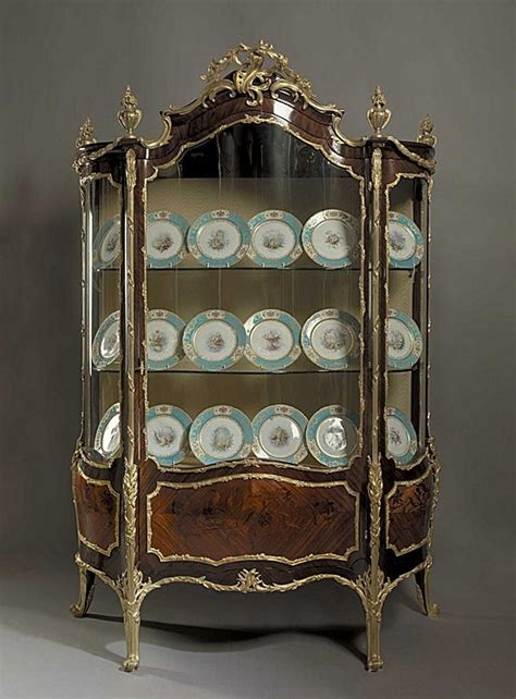 french armoire display cabinet 1000 images about fine french furniture on pinterest