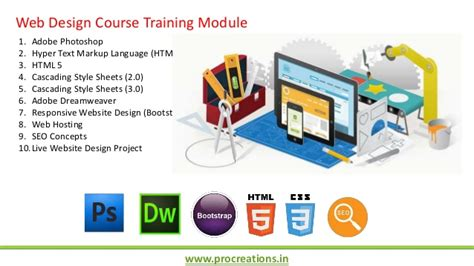 web design development certificate online best web design course training in pro creations web