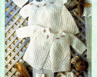 free newborn baby layette knitting patterns vintage baby layette knitting patterns crochet and knit