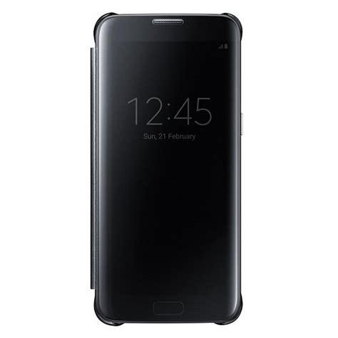 Clear Samsung Galaxy S7 Edge S7 Edge Bening samsung clear view cover negra para galaxy s7 edge accesorio