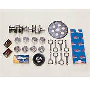 Small Block Chevy Stroker Kit  Budget 383 Cube Build