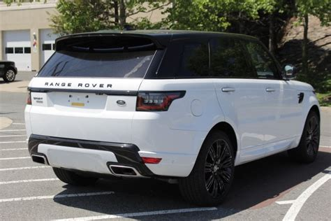 land rover range rover sport   supercharged autobiography  sport utility