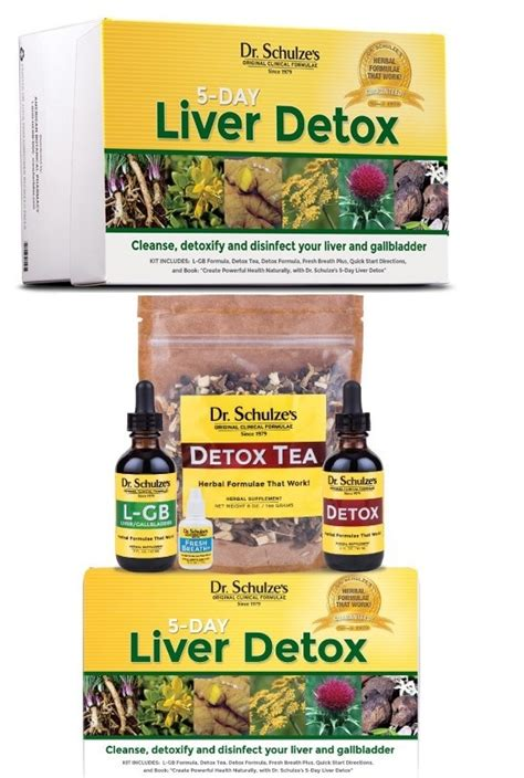 One Day Liver Detox by 5 Day Liver Detox One Stoppe Shoppe